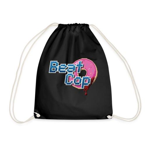 Logo_BeatCop - Drawstring Bag