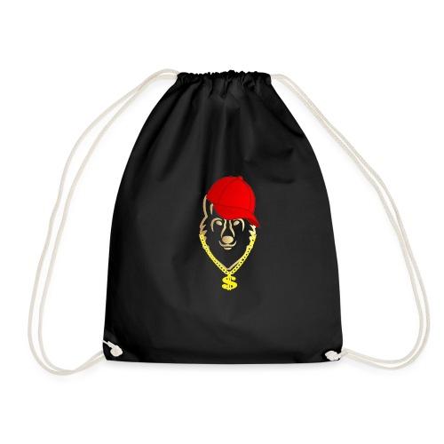 Raitis gangster - Drawstring Bag