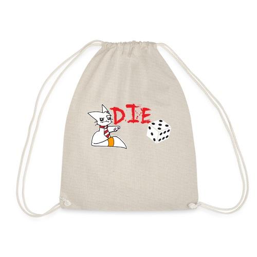 DIE - Drawstring Bag