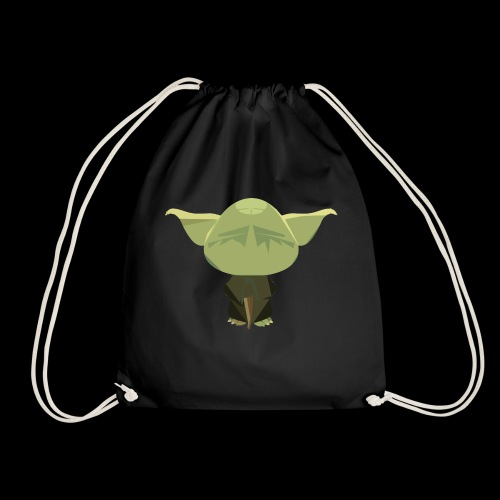 Old Master Yoda - Drawstring Bag