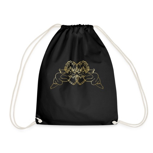 ANA CHOSE THIS WONDERFUL THING - Drawstring Bag