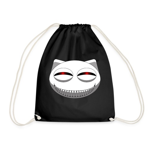 BAD CAT - Drawstring Bag