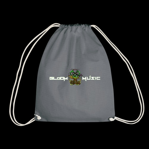 GloOm Music Tree - Drawstring Bag