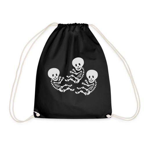 m triplets - Drawstring Bag