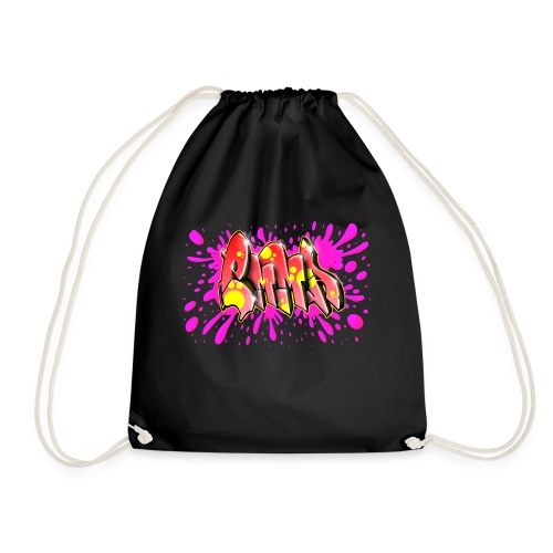 Graffiti EMMA - Drawstring Bag
