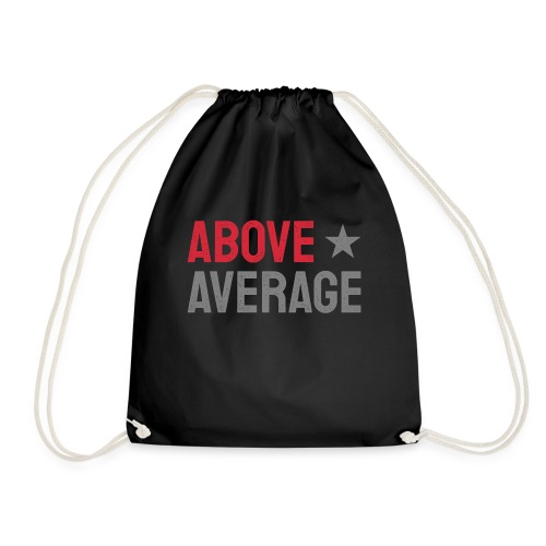 above average - Gymnastikpåse