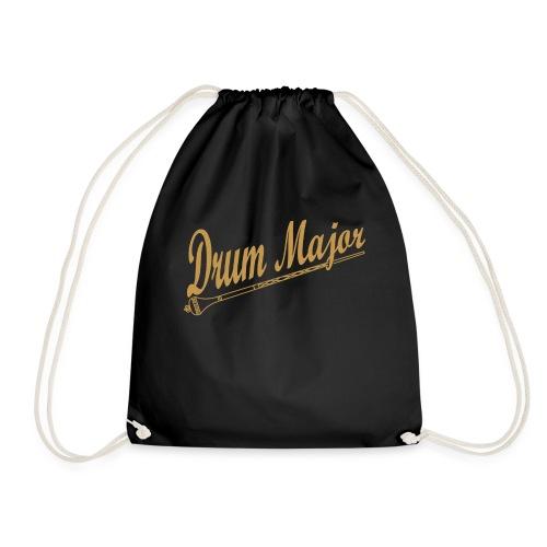 Drum Major Gold - Gymtas