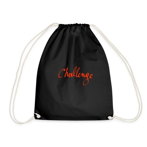 challenge - Drawstring Bag