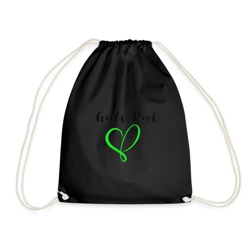 GirlsRock - Drawstring Bag