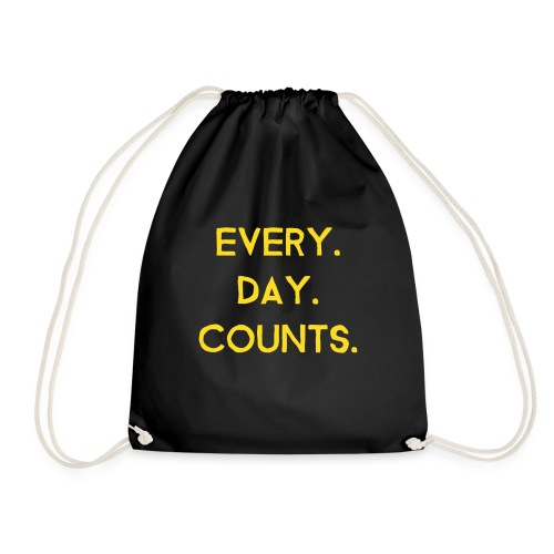 Every.Day.Counts. - Turnbeutel