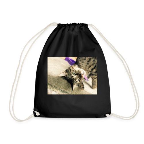 Gatito diseño de almuadilla para ratón - Mochila saco