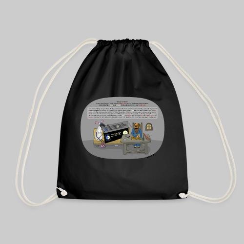VJocys Sun - Drawstring Bag