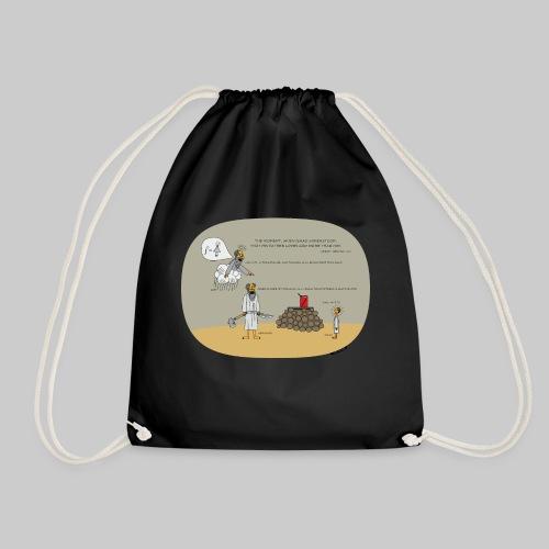 VJocys Abraham - Drawstring Bag