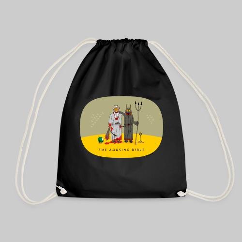VJocys Devil - Drawstring Bag