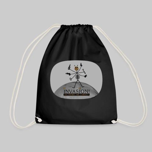 VJocys Invasion - Drawstring Bag