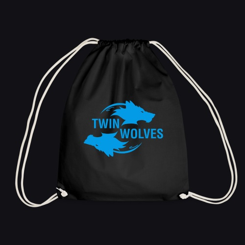 Twin Wolves Studio - Sacca sportiva