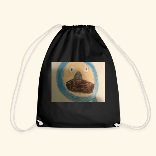 Puppers merch - Drawstring Bag