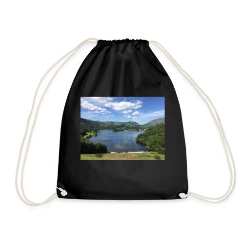 Summer in The Lakes - Drawstring Bag