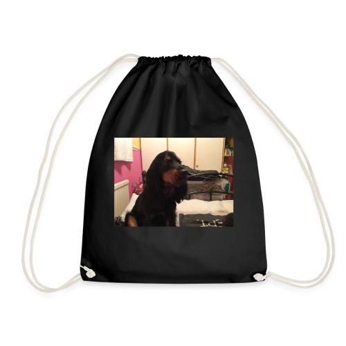 HarleyTheDog - Drawstring Bag