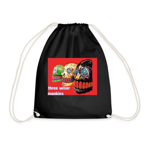 Threewiser - Drawstring Bag