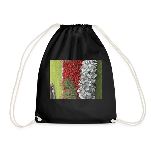 Sparsanctuary spring - Drawstring Bag