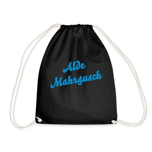 Alde Mahrgusch - Turnbeutel