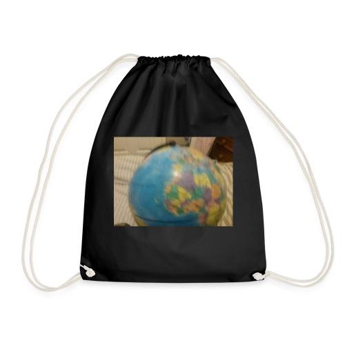 The Slag storre - Drawstring Bag