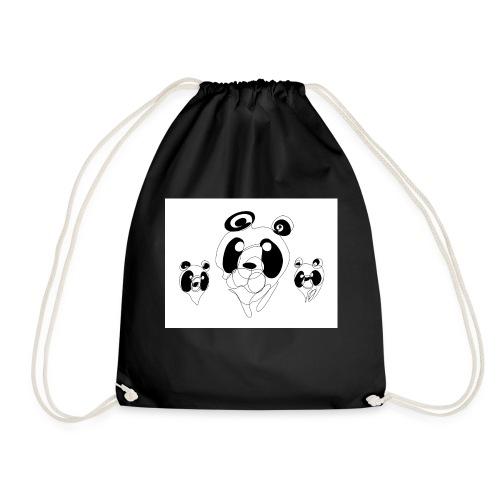 PANDAS - Mochila saco