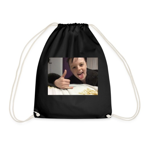 Bro ring call - Drawstring Bag