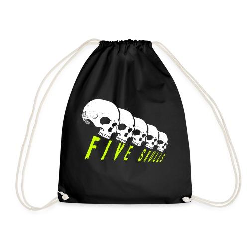 Five Skulls - Sac de sport léger