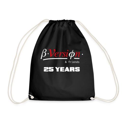 Beta- Version & Friends 25 Years - Turnbeutel
