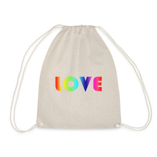 De Liefde van de regenboog - Gymtas