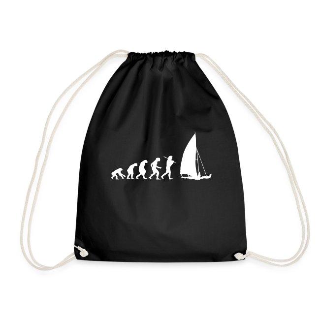 evolution sailboat