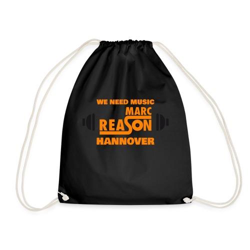 marc reason Logo 2020 1 orange - Turnbeutel