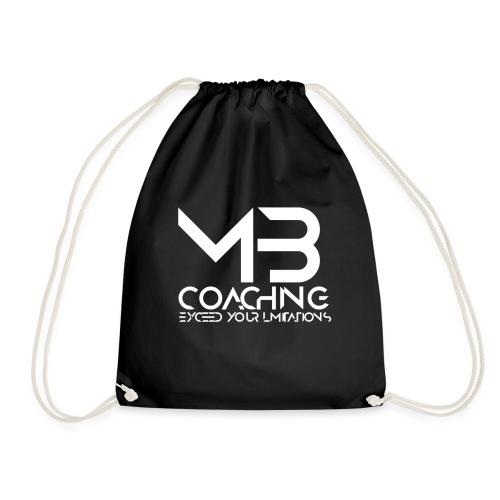 mb coaching log0 - Drawstring Bag