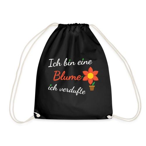 Blume Garten Gärtner Florist Shirt Geschenk - Turnbeutel