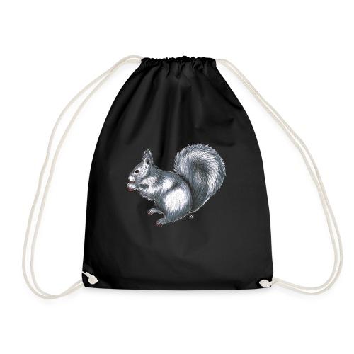 Eichhörnchen - Turnbeutel