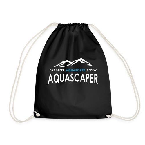 Aquascaper - Eat Sleep Aquascape Repeat - Turnbeutel