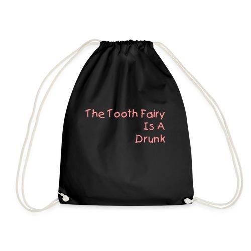 Fairy 🧚♀️ gone wild - Drawstring Bag