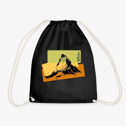 Matterhorn - Drawstring Bag