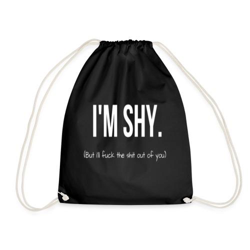 I'M SHY - Sacca sportiva