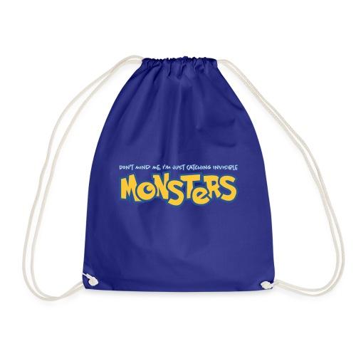 Monsters - Drawstring Bag