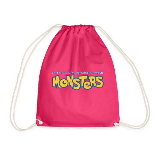 Monsters - Drawstring Bag