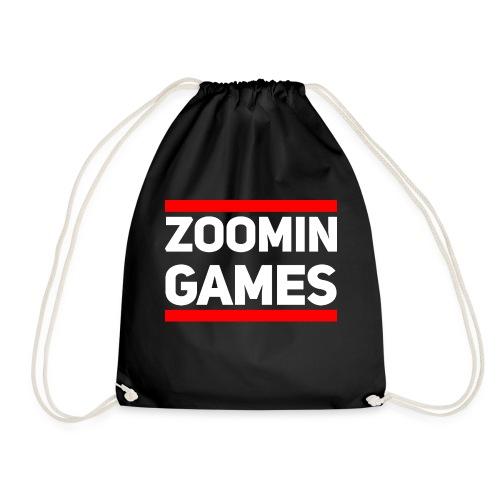 9815 2CRun ZG White - Drawstring Bag