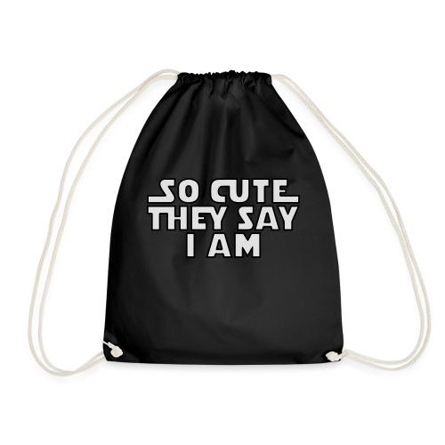 - meister yoda - Drawstring Bag
