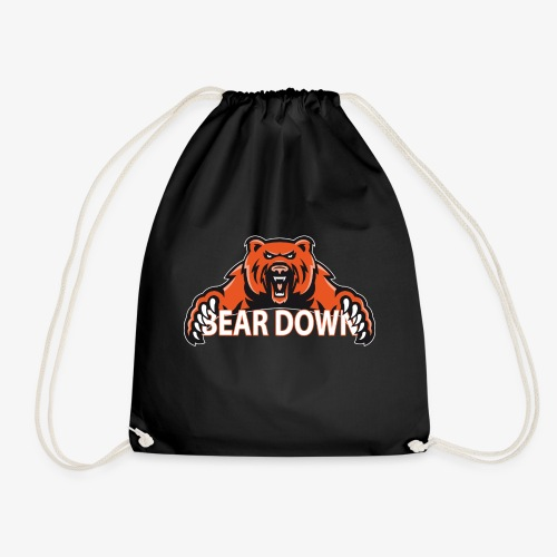 Bear down - Turnbeutel