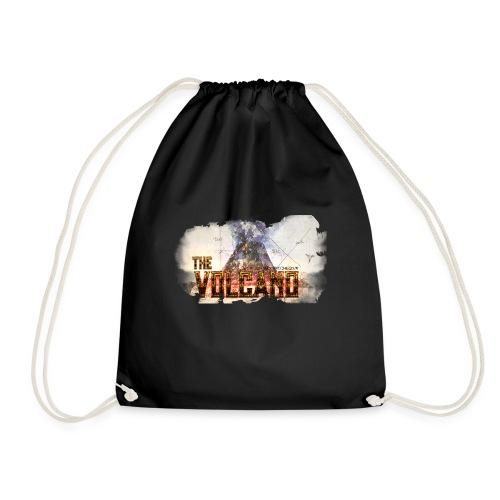 TheVolcano - Drawstring Bag