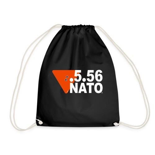 .5.56 NATO BLANC - Sac de sport léger