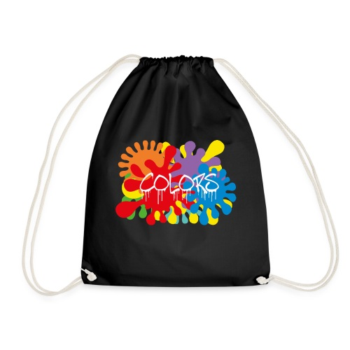 COLORS TACHES - Sac de sport léger