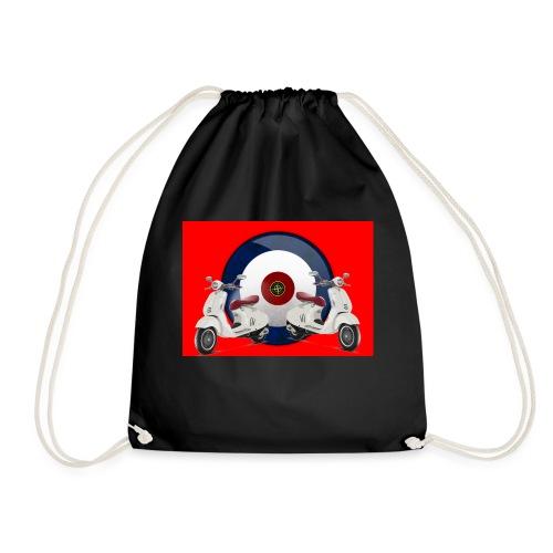 Mods scooters Vespa - Drawstring Bag